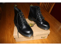 Dr Martens Air Wair Black boots UK size 7