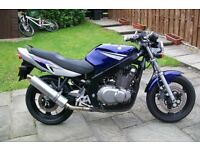 suzuki gs 500,2006 model,many upgrades,stunning condition,full mot ready to ride away, must be seen