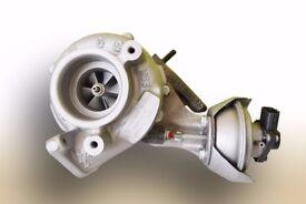 Turbocharger for 2.0 HDI - Citroen, Peugeot, Fiat, Lancia. 1997 ccm, 136 BHP, 100 kW. Turbo 760220.