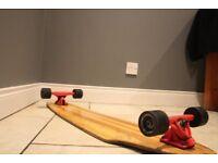 Skate board Long board