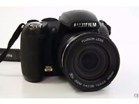 Fujifilm FinePix HS Series HS10 10.3MP Digital Camera - Black