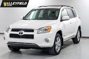 2011 Toyota RAV4 Limited traction intégrale, toit ouvrant!