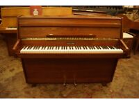 Zender small upright piano in great condition - Tuned & UK delivery available