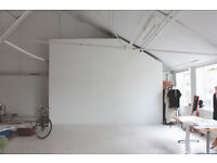 Photo Studio for Hire - Warehouse Industrial Space - East London
