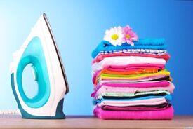 Washing up & Ironing