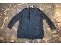 Vintage Black Belgain ABL Opfor Combat Jacket (Large)