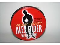CD Audio Book Alex Rider 37 CD Collection The Six Missions Anthony Horowitz