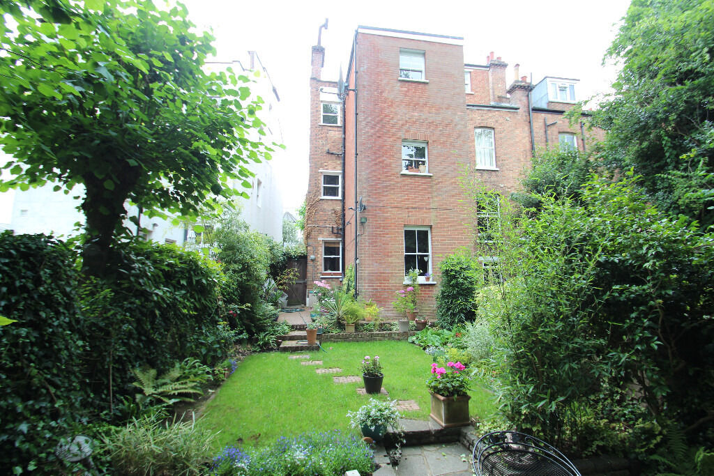 Two Bedroom Period Conversion With Large Private Garden & Own Entrance Close To Highgate Tube