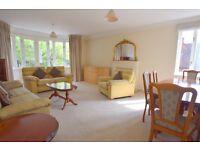 Spacious 2 Bed 2 Bath, Furniture, Parking, Wimbledon Hill road, SW19