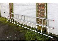 "Clima Access International Double ladder 6.25m (20'6"")"