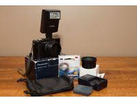 Panasonic DMC-LX3 Digital camera Flash Polariser charger