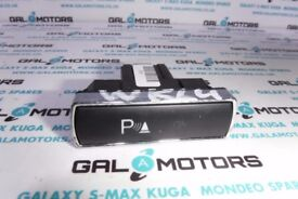 FORD S-MAX GALAXY MONDEO PARKING BUTTON SWITCH 2010-2015 WK64