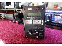mfj hf vhf swr analyzer model mfj-259c