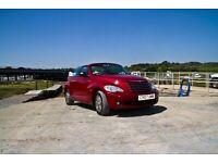 Chrysler, PT CRUISER, Convertible, 2007, Manual, 2429 (cc), 2 doors
