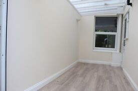 furnished three double bedroom flat £1550 available NOW! Students or professionals.