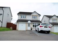 FOR SALE - 4 bedroom detached family home - westhill inverness