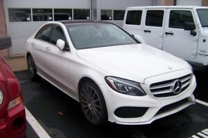 2015 Mercedes-Benz 400 Series C