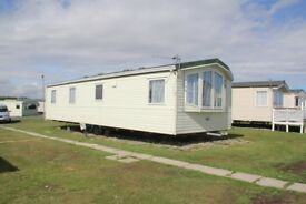 6 Berth Static Caravan For Sale On Crimdon Dene, Hartlepool, A Pet Friendly, 12 Month Site.