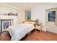 CANONBURY LANE N1: ONE BEDROOM - SEPARATE KITCHEN - SPLIT LEVEL- AVAILABLE NOW - WOODEN FLOORS
