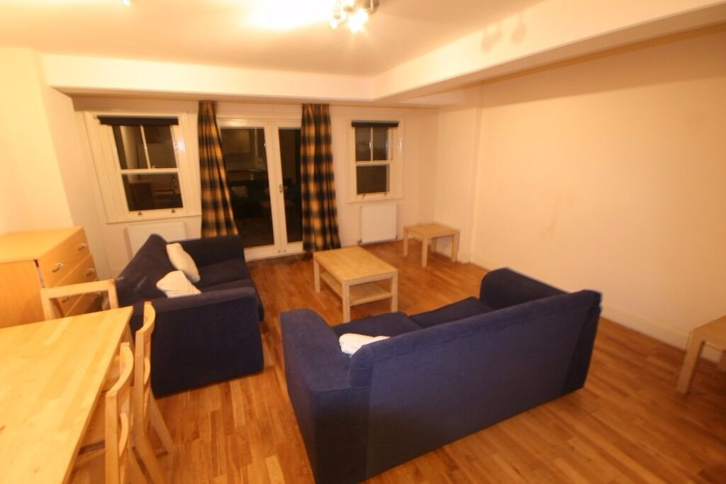 Pet friendly 1 bed with roof terrace in Oval