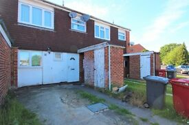 3 bedroom house Burgett road slough off street parking available now