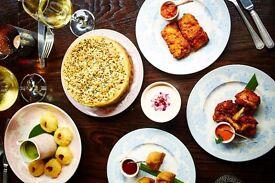 Experienced Waiter, Gymkhana - Michelin Star - £23k