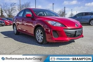 2013 Mazda MAZDA3 GS-SKY|HEATED SEATS|ALLOYS|A/C|FWD