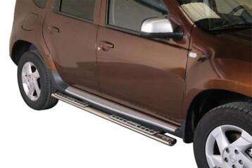 Side Bars | Dacia | Duster 10-14 5d suv. / Duster 14-18 5d