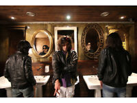 ESTABLISHED ROCK BAND MEDUSA SEEKS DRUMMER FOR ALBUM AND MORE