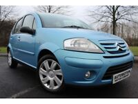 Citroen C3 1.6 HDi 16v Exclusive 5dr £30 A Year Tax Ideal First Car