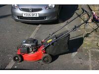 Honda GCV135 4.5 self propelled petrol lawnmower