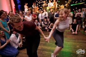 Beginner Swing Dance Classes in Brighton with Swing Patrol