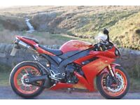 Yamaha R1 4C8 / LOW MILES / QUICK SALE / NO SWAP OR PX / CUSTOM / ( THIS IS NOT A R6 OR CBR , GSXR )