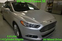 2014 Ford Fusion SE,ALL WHEEL DRIVE , LEATHER ,NAVI