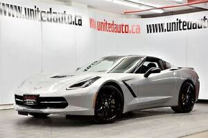 2015 Chevrolet Corvette Stingray Z51 Appearance Pack / 1LT w/ GL