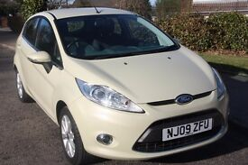 Ford Fiesta 1.4TDCI 09 Plate low Mileage very careful owner