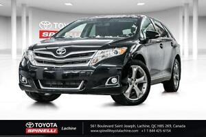 2014 Toyota Venza 6 CYLINDRES XLE AWD TOIT CUIR FIRST PAYMENT IN