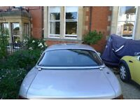 Mazda MX5 Hard Top, Silver