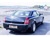 Chrysler 300C Diesel low mileage Real head turner of a car.