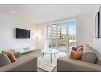 WOW! 2 BEDROOM FLAT WITH 2 BALCONIES, CONCIERGE SERVICES IN ADMIRALTY HOUSE, LONDON DOCK, WAPPING