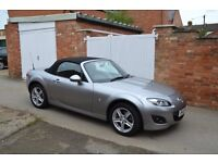Lovely 2010 low milage MX5 2.0L