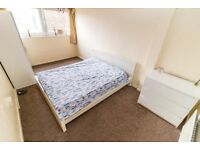 Large Double room for rent - Near Queen Mary