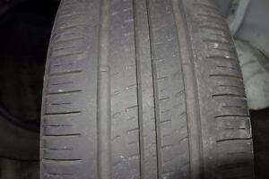 195 55 15 set of 4 tires. Used
