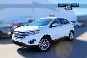 2016 Ford Edge SEL HTD LEATHER! AWD! LOW KM!