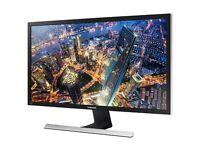 Samsung U28E590D (28 inch) UHD 4k Monitor