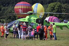 Ground Crew - Events Assistant Volunteer - Great Western Air Ambulance Charity