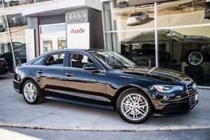 2017 Audi A6 3.0T Progressiv quattro | Audi MMI