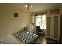CUTE DOUBLE/s ROOM IN KILBURN! 5min FROM UNDERGROUND! ALL BILLS INCLUDED! (4t)