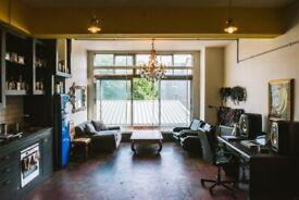 Studio 27: Creative Office / Private Studio / Workspace / East London / Hackney Downs Studios / E8
