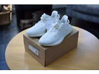 Yeezy Boost 350 V2 Cream White UK Size 8 Deadstock